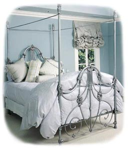 Antique Iron Bed Frame Styles
