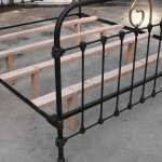 Iron Bed Support System