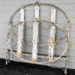 Deco Style Iron Bed