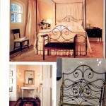 iron beds /Metropolitan Home Article #1