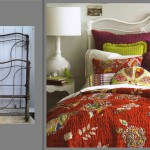iron beds /Tulip Macys