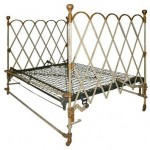 iron beds /Folding Bed