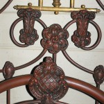 iron beds /Patina