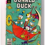 iron beds /Donald Duck