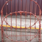 iron beds /Wedding Ring Bed