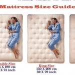 iron bed /Mattress Sizes