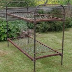 iron bed/Bunk Bed
