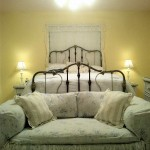 iron bed A