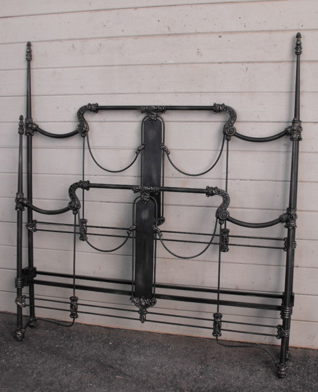 Four Poster Iron Beds Archives Cathouse Antique Iron Beds