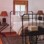 iron bed / Bunkie Board Example