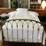 Cathedrail Arch Iron Bed