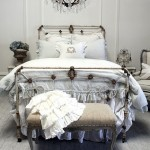 iron bed/ simple elegance