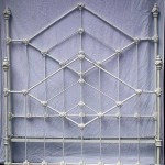 Deco Iron Bed #6