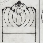 Redesigned Iron Bed