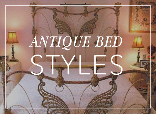 Antique Iron Beds Victorian Vintage Bed Frames Cathouse Beds