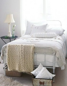 Size Conversion Of Your Antique Double Size Iron Bed