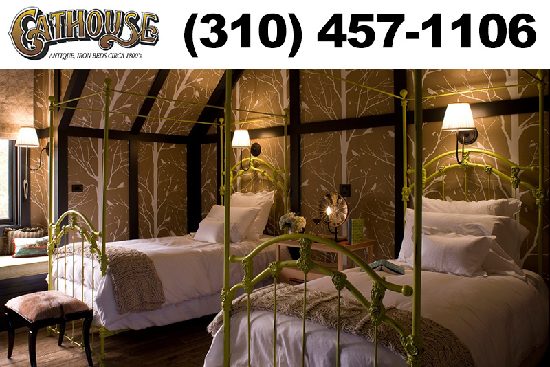 Best Wrought Iron Beds for Sale | Cathouse Antique Iron Beds
